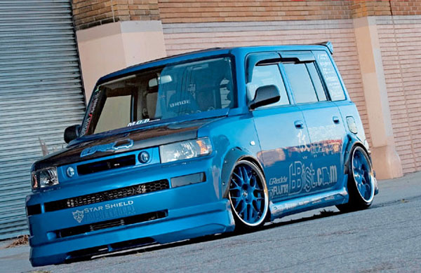 The-Scion-xB