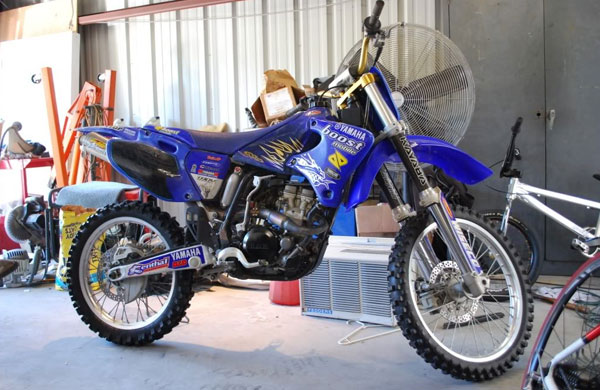 The-Yamaha-YZ250F