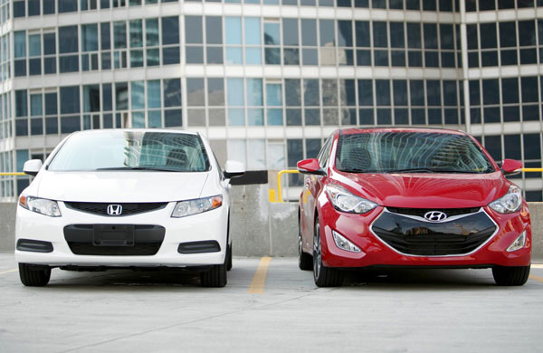 hyundai-elentra-gt-vs-honda-civic-a-compact-sedan-review